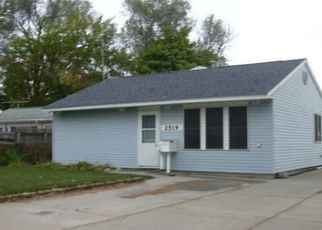 Pre Foreclosure in Cedar Rapids 52404 INDIANA ST SW - Property ID: 1666631820