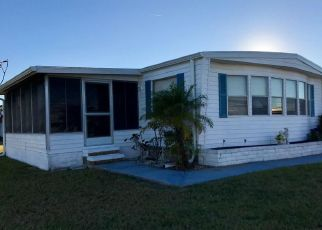 Pre Foreclosure in Bradenton 34207 63RD AVE W LOT I20 - Property ID: 1666980887