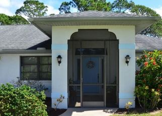 Pre Foreclosure in Port Charlotte 33981 HOLCOMB RD - Property ID: 1667138549