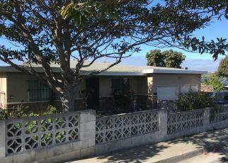 Pre Foreclosure in Seaside 93955 VALLEJO ST - Property ID: 1667178848
