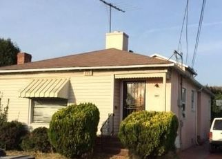 Pre Foreclosure in Oakland 94605 FRESNO ST - Property ID: 1667181915