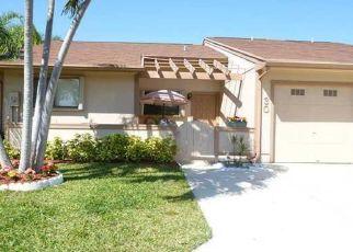 Pre Foreclosure in Boynton Beach 33426 WALCOTT DR - Property ID: 1667333889