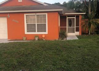 Pre Foreclosure in Boynton Beach 33437 BOYNTON PLACE CIR - Property ID: 1667344839