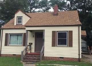 Pre Foreclosure in Portsmouth 23702 GARRETT ST - Property ID: 1667567317