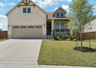 Pre Foreclosure in Cibolo 78108 BOWIE CV - Property ID: 1667647920