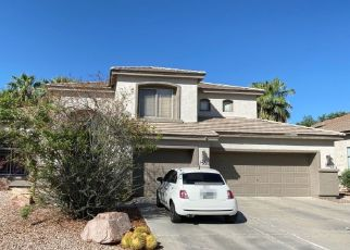 Pre Foreclosure in Chandler 85286 S BEVERLY PL - Property ID: 1667964117