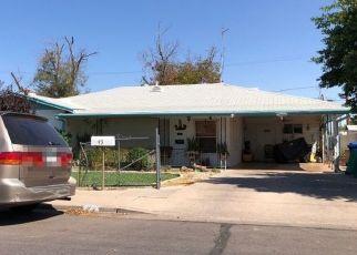 Pre Foreclosure in Mesa 85203 N MILLER ST - Property ID: 1667966310