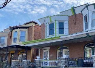 Pre Foreclosure in Philadelphia 19139 LOCUST ST - Property ID: 1667979454