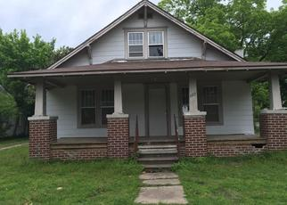 Pre Foreclosure in Okmulgee 74447 N ALABAMA AVE - Property ID: 1668191883