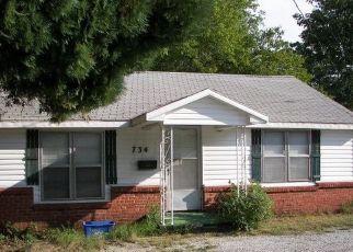 Pre Foreclosure in Ada 74820 E GARDENA ST - Property ID: 1668213778