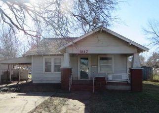 Pre Foreclosure in Chickasha 73018 W DAKOTA AVE - Property ID: 1668219467