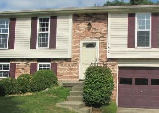 Pre Foreclosure in Harrison 45030 CIRCLE DR - Property ID: 1668274656