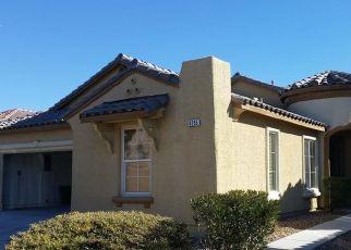 Pre Foreclosure in Las Vegas 89122 ROCK DOVE AVE - Property ID: 1668439323
