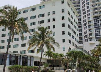 Pre Foreclosure in Miami Beach 33141 COLLINS AVE - Property ID: 1668706496