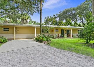 Pre Foreclosure in Stuart 34997 SW WILDWOOD DR - Property ID: 1668752476