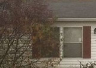 Pre Foreclosure in Quincy 47456 W HICKORY CT - Property ID: 1668847974