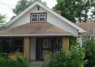Pre Foreclosure in Indianapolis 46222 W NORTH ST - Property ID: 1668955252