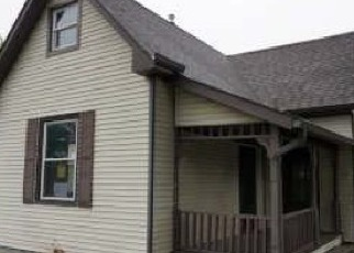 Pre Foreclosure in Clayton 46118 W COUNTY ROAD 500 S - Property ID: 1668958322