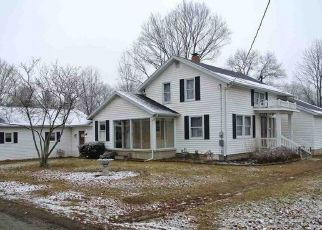 Pre Foreclosure in Plymouth 46563 W HARRISON ST - Property ID: 1668966202