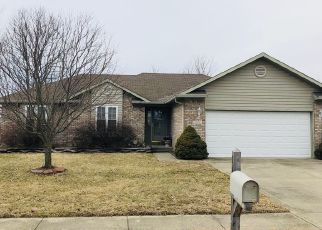 Pre Foreclosure in Mooresville 46158 AUTUMN DR - Property ID: 1668982865