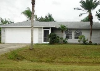 Pre Foreclosure in Cape Coral 33993 NW 2ND AVE - Property ID: 1669210150