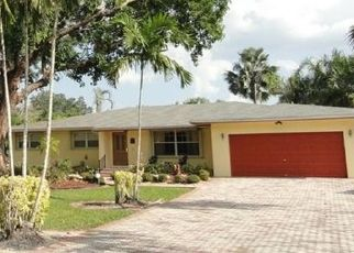 Pre Foreclosure in Fort Lauderdale 33325 SW 22ND PL - Property ID: 1669319211