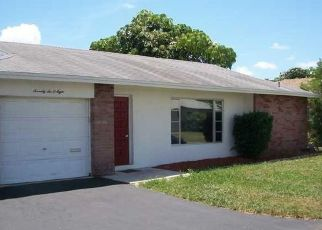 Pre Foreclosure in Fort Lauderdale 33321 NW 68TH WAY - Property ID: 1669339361