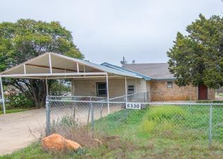 Pre Foreclosure in Brownwood 76801 COUNTY ROAD 551 - Property ID: 1669626231