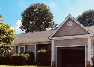 Pre Foreclosure in Charlotte 28227 BARN STONE DR - Property ID: 1669754564