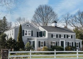 Pre Foreclosure in New Canaan 06840 WEED ST - Property ID: 1670247277