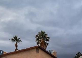 Pre Foreclosure in Las Vegas 89108 SUMMER BREEZE CIR - Property ID: 1670273119