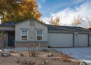 Pre Foreclosure in Fernley 89408 WHITE EAGLE LN - Property ID: 1670281898