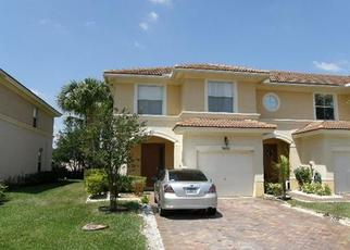 Pre Foreclosure in Lake Worth 33463 SEMINOLE PALMS DR - Property ID: 1670385688