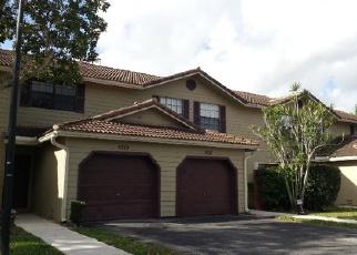 Pre Foreclosure in Fort Lauderdale 33324 VINEYARD LAKE DR - Property ID: 1670579712