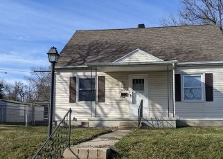 Pre Foreclosure in Richmond 47374 CARTWRIGHT DR - Property ID: 1670750517