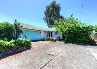 Pre Foreclosure in Novato 94949 MONTEGO KY - Property ID: 1670984393