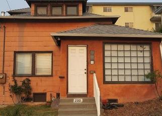 Pre Foreclosure in Oakland 94610 SANTA CLARA AVE - Property ID: 1670989204
