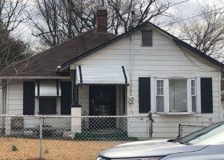 Pre Foreclosure in Washington 20019 JAY ST NE - Property ID: 1671267323