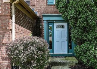 Pre Foreclosure in Indianapolis 46268 LIPPINCOTT WAY - Property ID: 1671460472