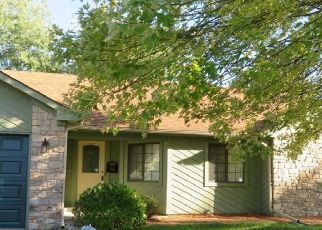 Pre Foreclosure in Indianapolis 46229 PARK RIDGE WAY - Property ID: 1671472744
