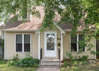 Pre Foreclosure in Minneapolis 55412 EMERSON AVE N - Property ID: 1671618135