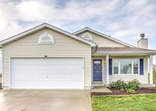Pre Foreclosure in Wentzville 63385 TOBERMORY CT - Property ID: 1671782381