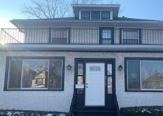 Pre Foreclosure in Oak Park 60304 S HUMPHREY AVE - Property ID: 1672689424