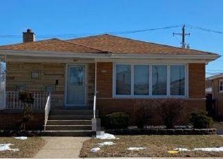 Pre Foreclosure in Chicago 60652 S KOMENSKY AVE - Property ID: 1672874697