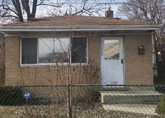 Pre Foreclosure in Chicago 60643 S WATKINS AVE - Property ID: 1673246533