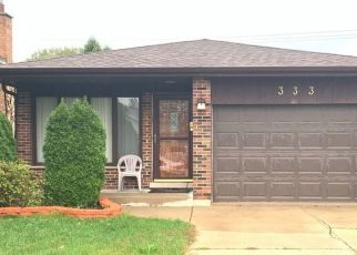 Pre Foreclosure in Calumet City 60409 HOXIE AVE - Property ID: 1673453246
