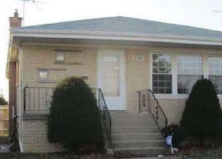 Pre Foreclosure in Calumet City 60409 SAGINAW AVE - Property ID: 1673512375