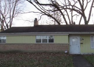 Pre Foreclosure in Park Forest 60466 APPLE LN - Property ID: 1673605672