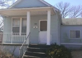 Pre Foreclosure in East Saint Louis 62205 OHIO AVE - Property ID: 1674011225