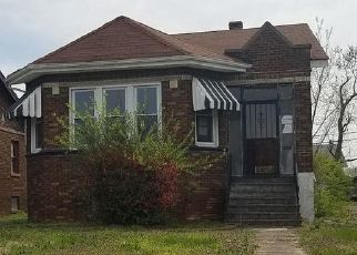 Pre Foreclosure in East Saint Louis 62205 N 40TH ST - Property ID: 1674053276